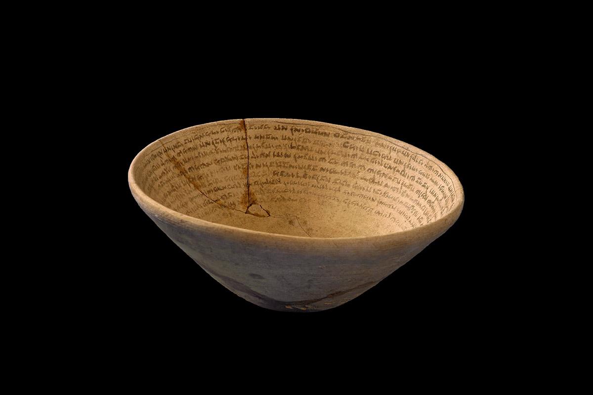mesopotamia—cuenco-de-encantamientos-de-ceramica