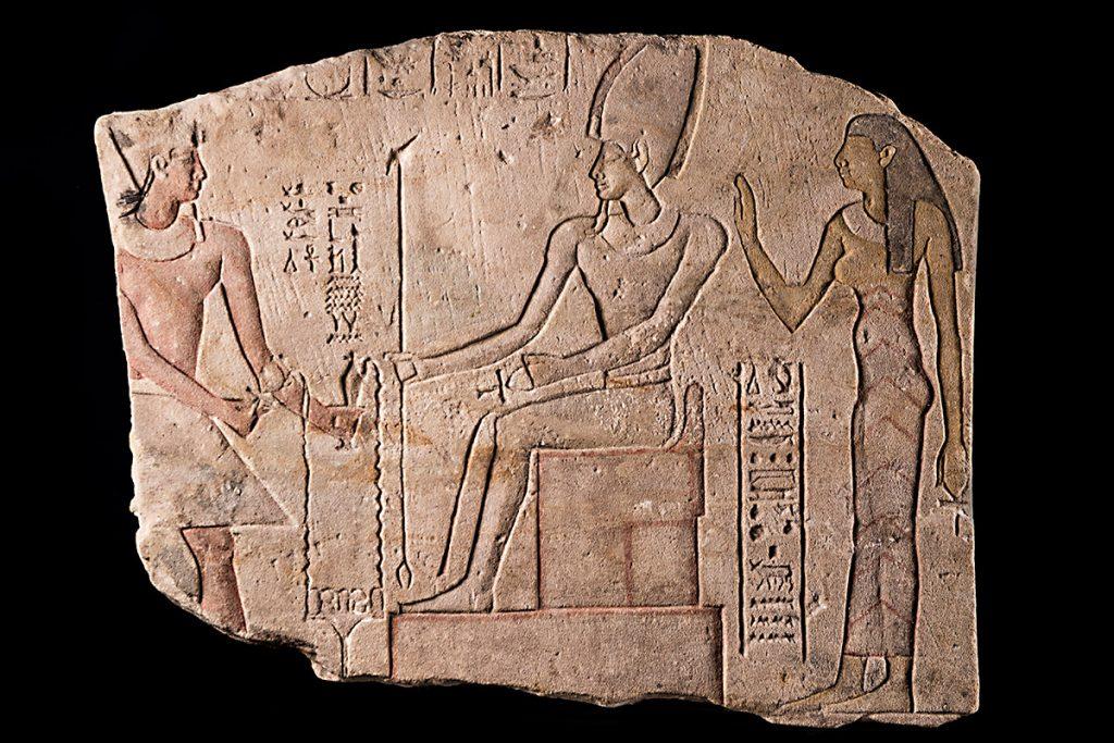 egipto-fragmento-murario-de-caliza