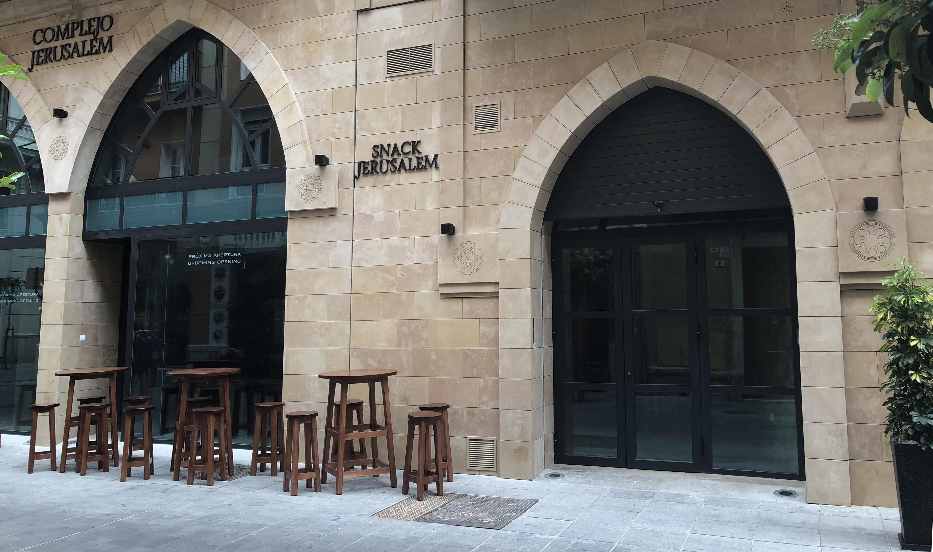 snack jerusalem-malaga-cocina-sefardita