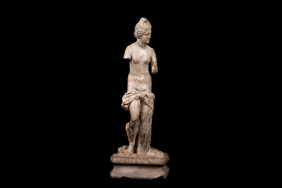 Roma-escultura-venus-marmol